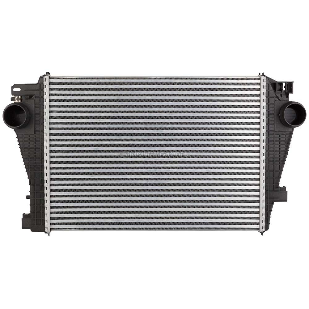 Cadillac  Intercooler
