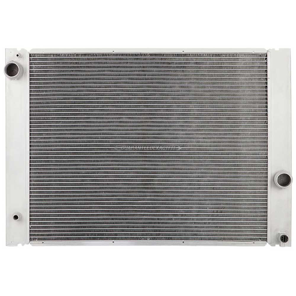 BMW 645Ci Radiator