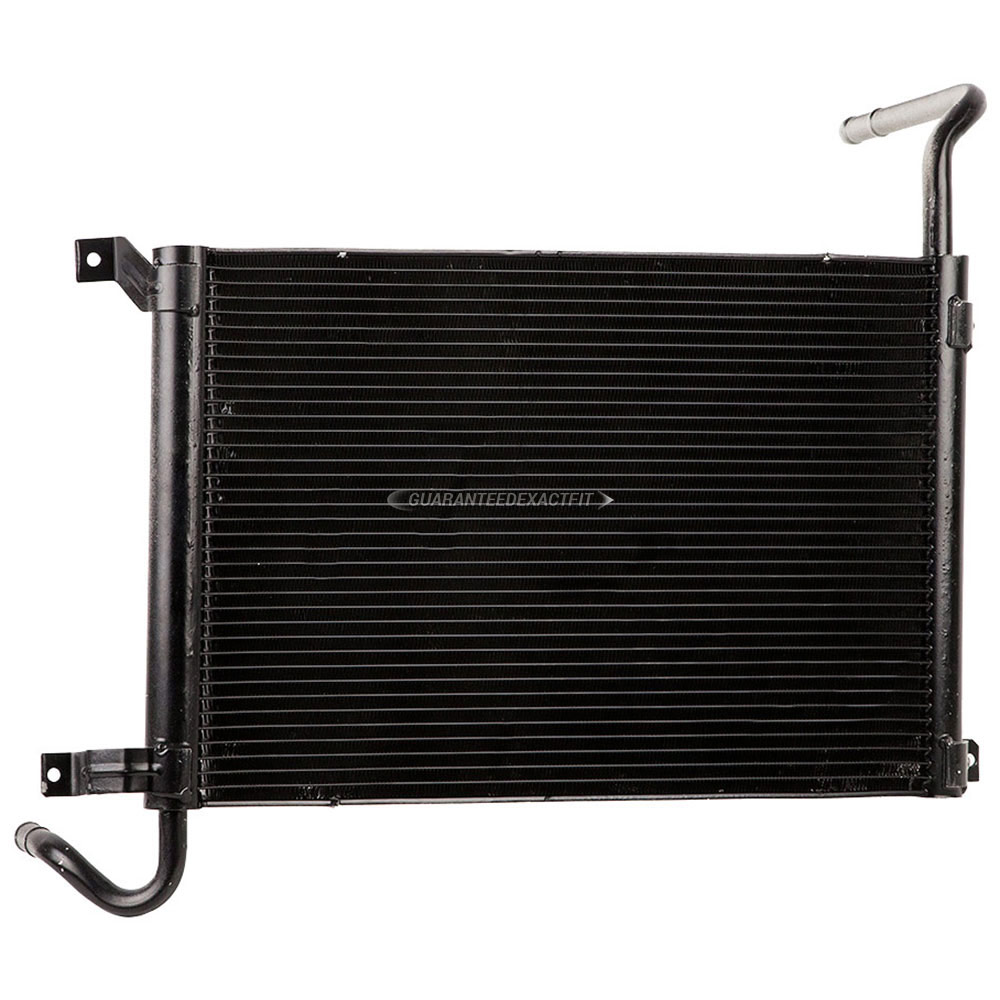2013 Land Rover Range Rover Radiator Super Charged Sport