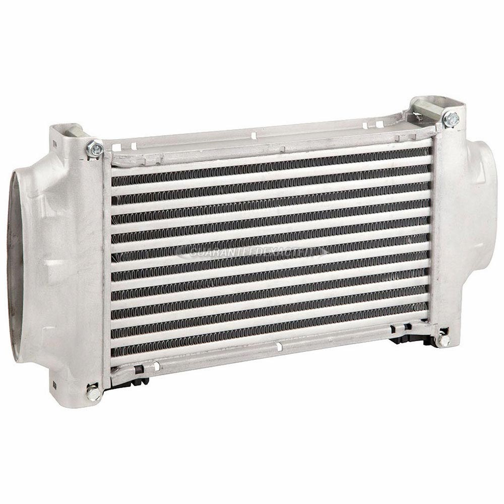 2003 Mini Cooper Intercooler