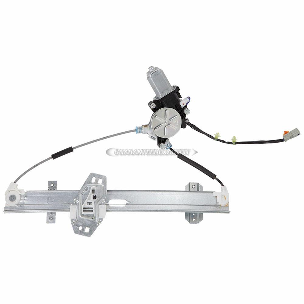 Acura cl window regulator with motor parts view online for 2001 acura tl window regulator