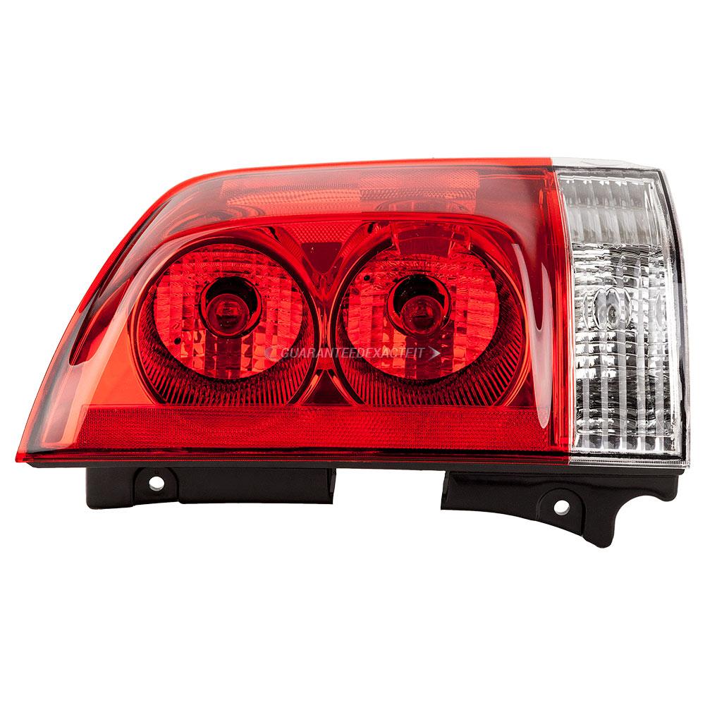 Nissan Pathfinder Tail Light Assembly