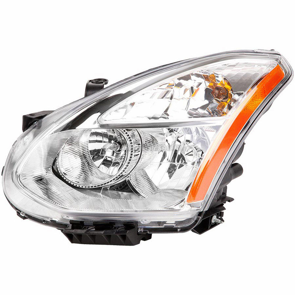 Nissan Rogue Headlight Assembly