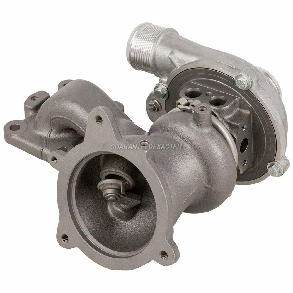 BuyAutoParts 40-31336R Turbocharger