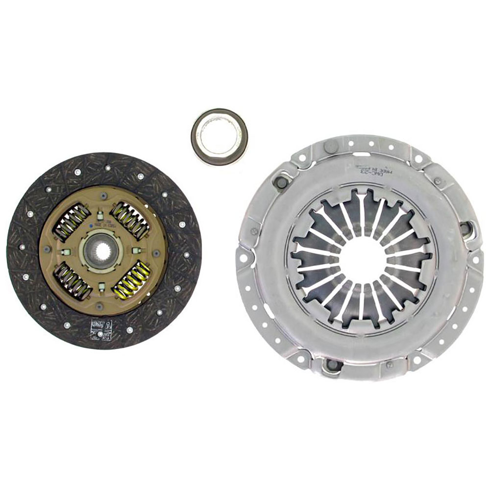 Daewoo Lanos Clutch Kit