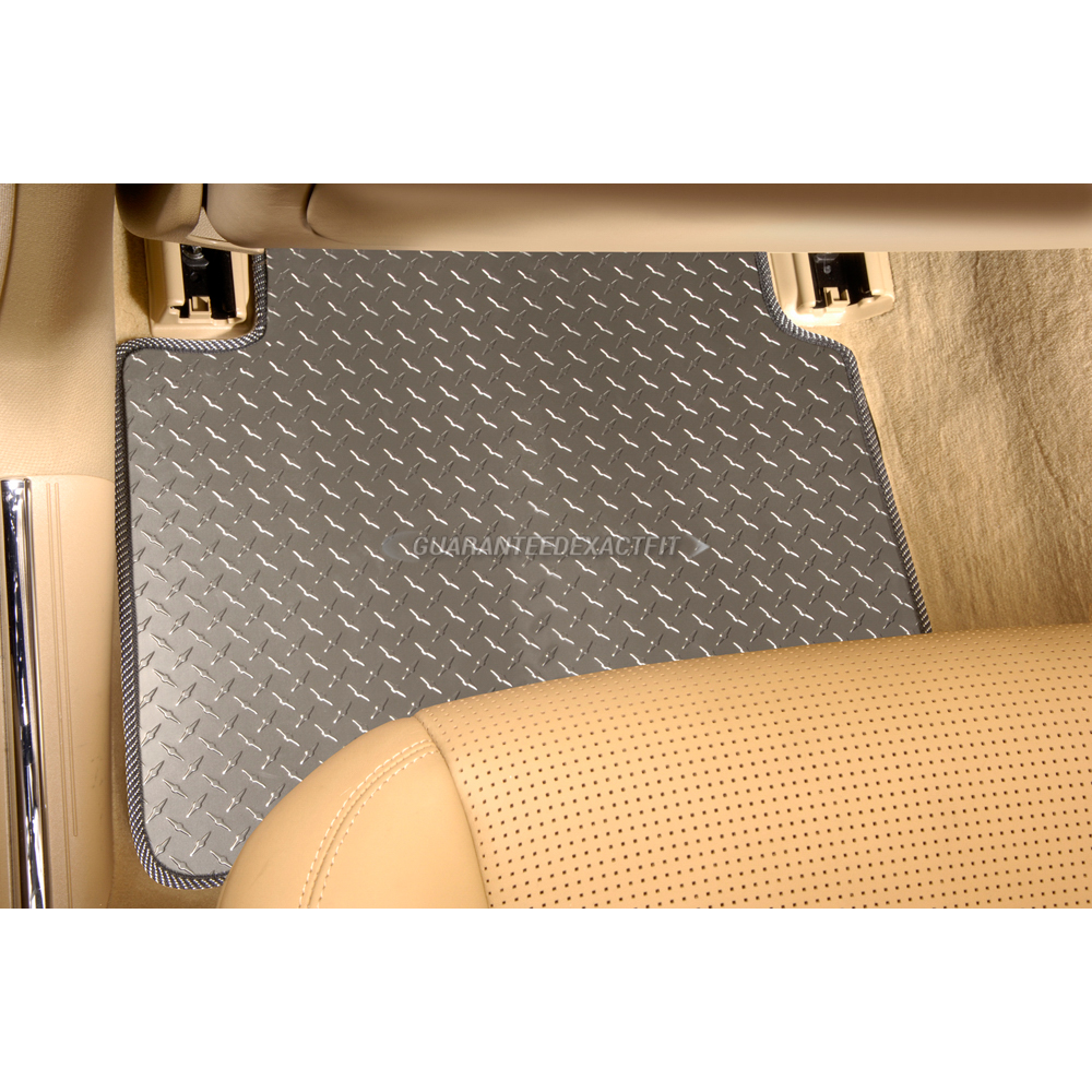 Intro-Tech Automotive JA-101R-DP Floor Mat Set