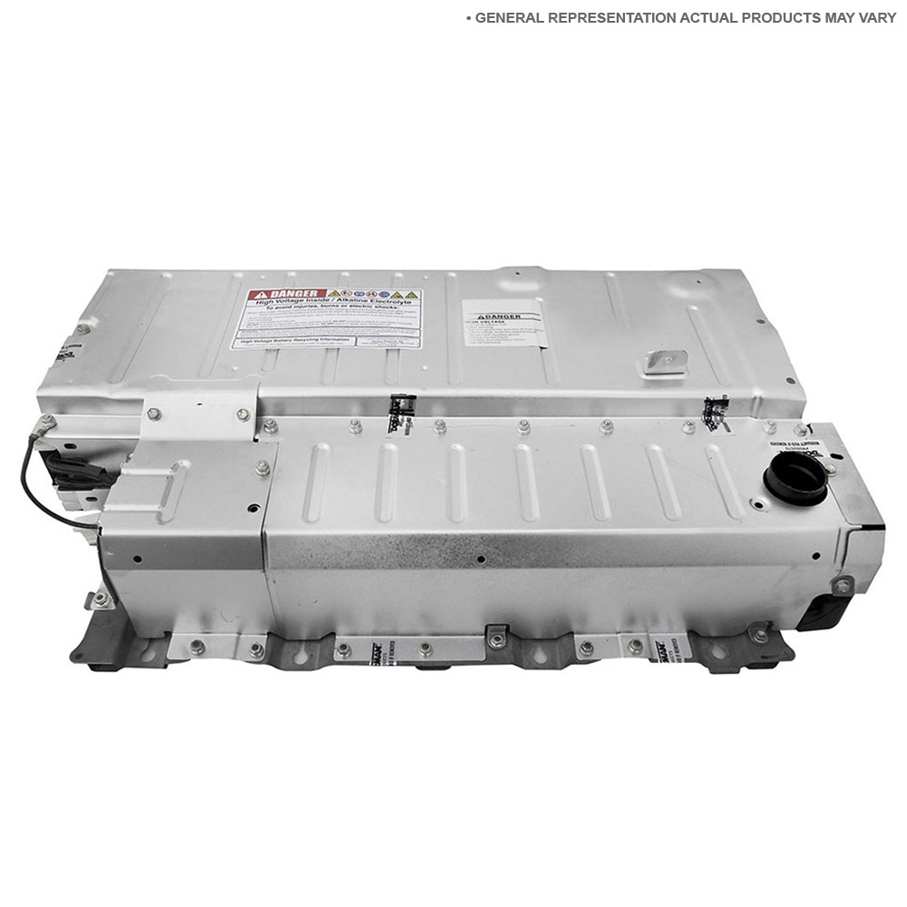 Gmc Yukon Hybrid Drive Battery