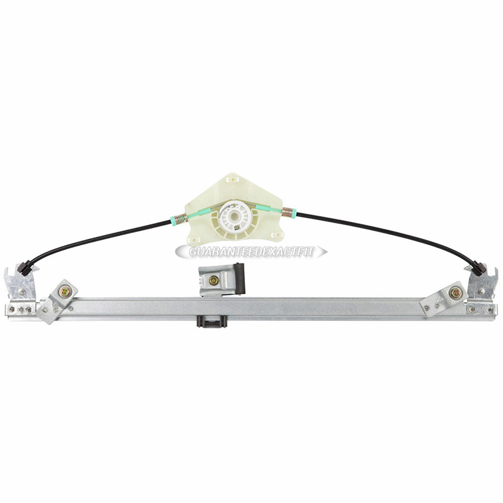 2008 Mercedes Benz ML550 Window Regulator Only