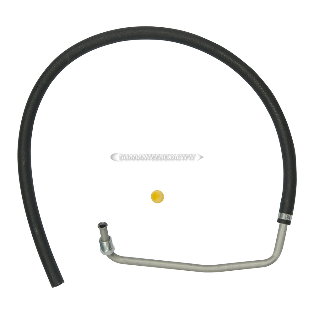 Chevrolet p30 van power steering return line hose assembly