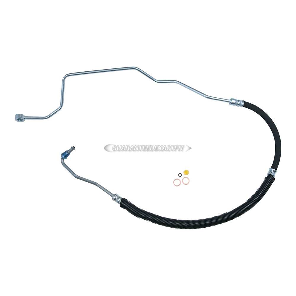 Power Steering Pressure Line Hose Assembly For 2007-2010 Toyota Sienna