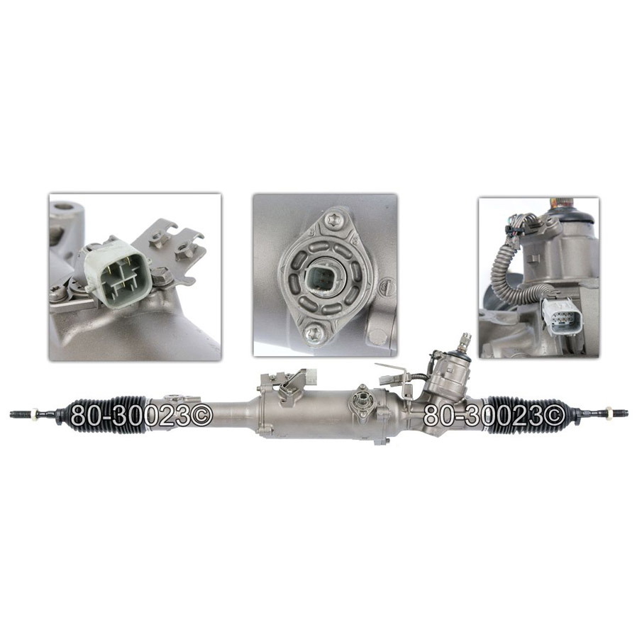 Nissan  Electric Power Steering Rack