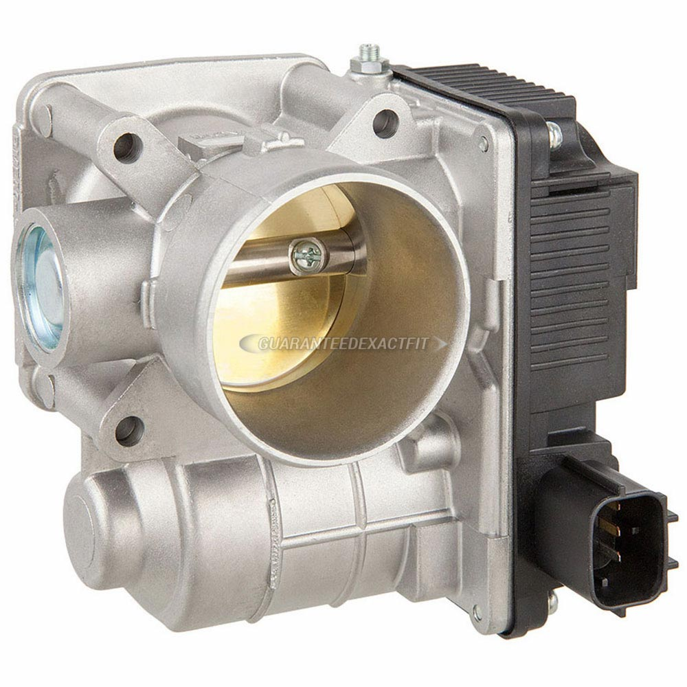 Nissan Sentra Throttle Body