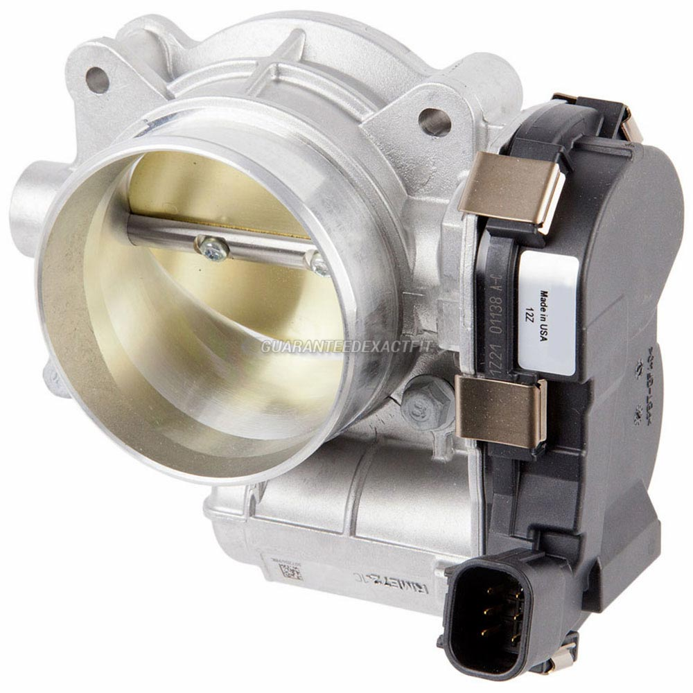 Chevrolet Equinox Throttle Body