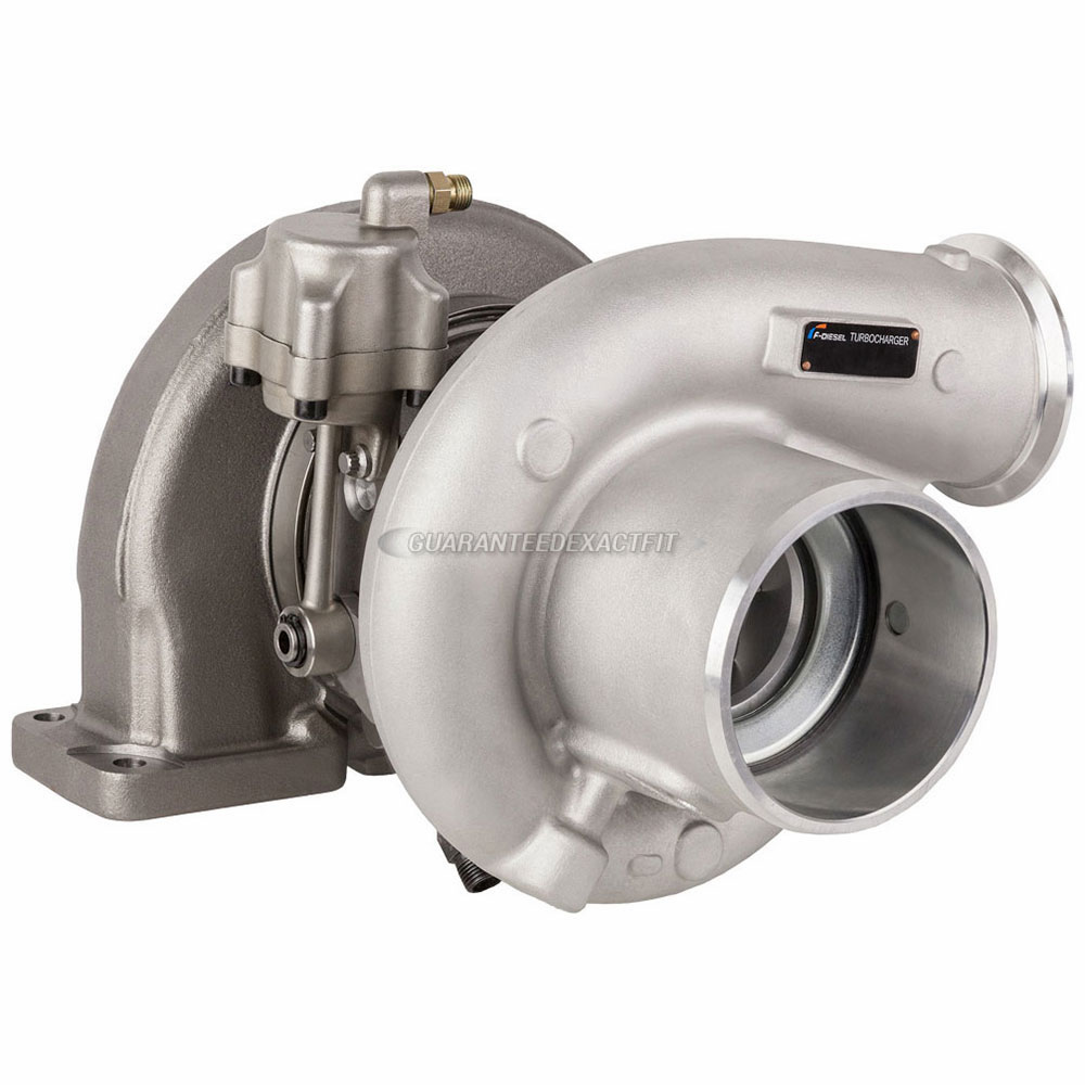 Mack All Models Turbocharger