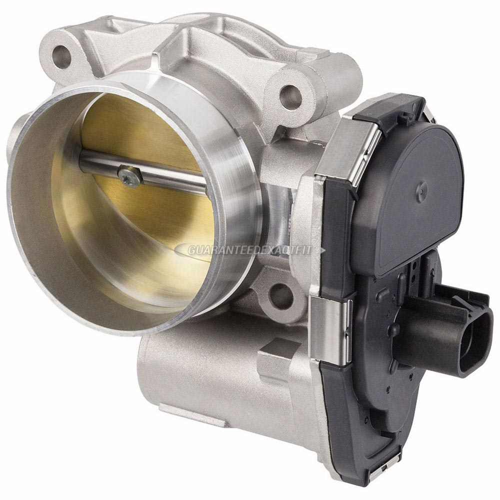 Chevrolet Traverse Throttle Body