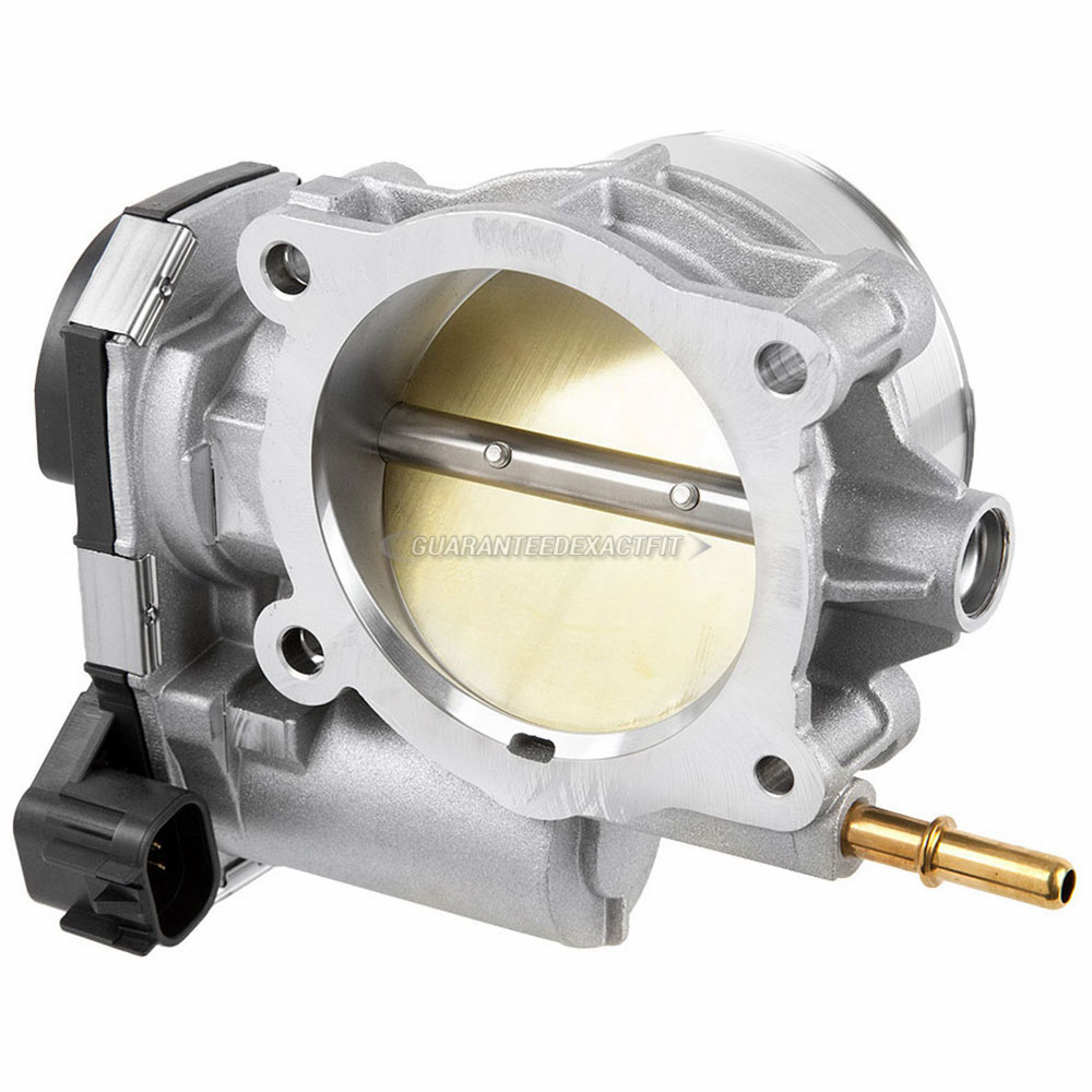 2009 GMC Canyon Throttle Body 3.7L Models 47-60217 ON