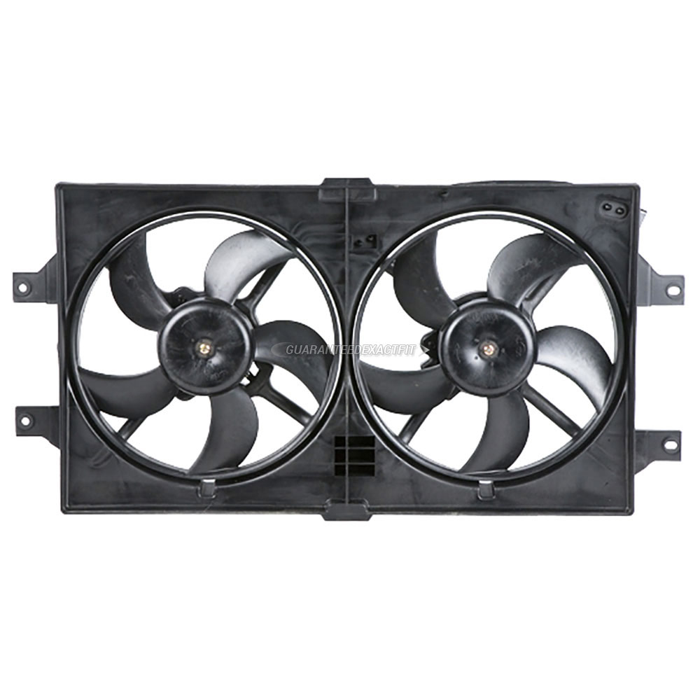 Chrysler  Cooling Fan Assembly