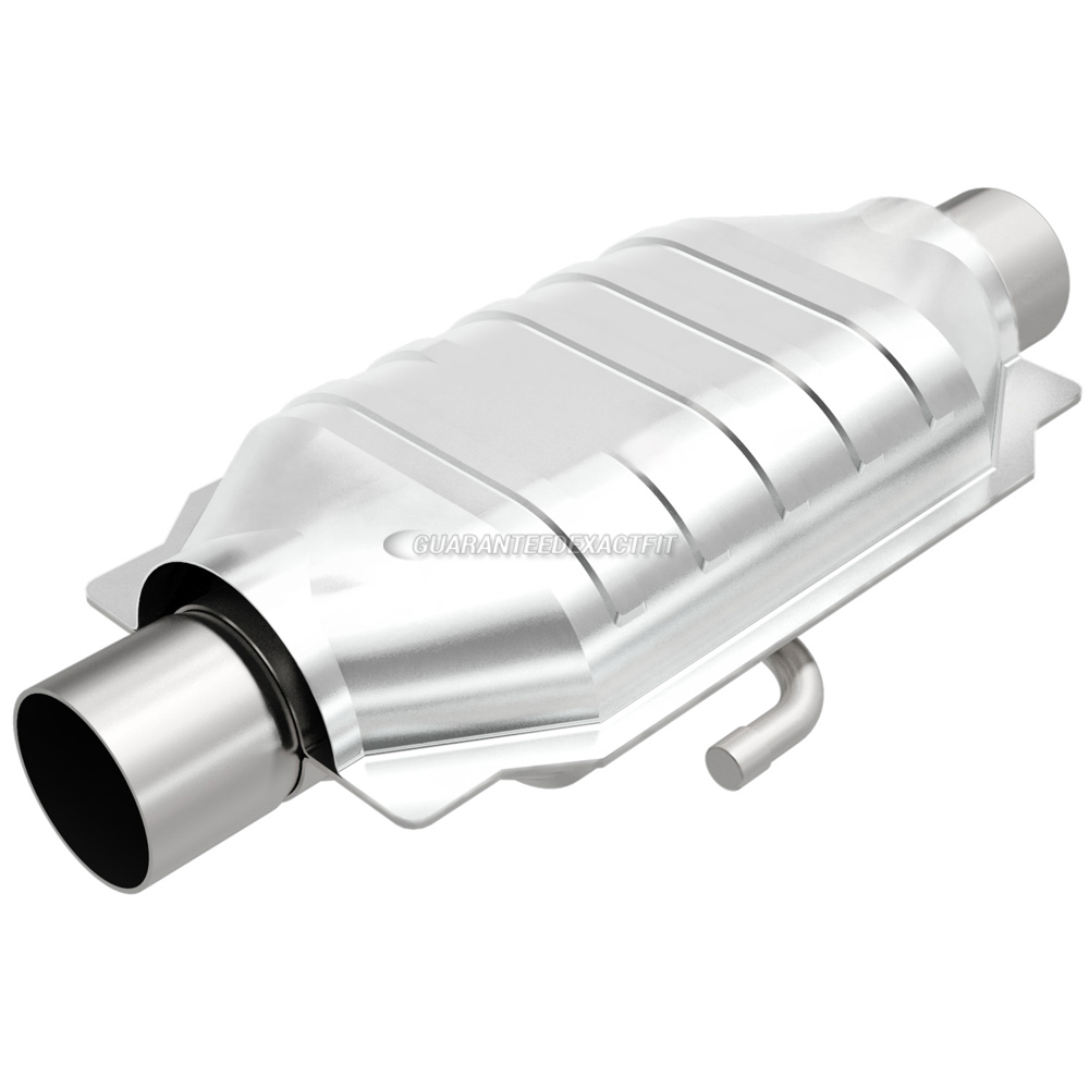 Cadillac Commercial Chassis Catalytic Converter EPA Approved