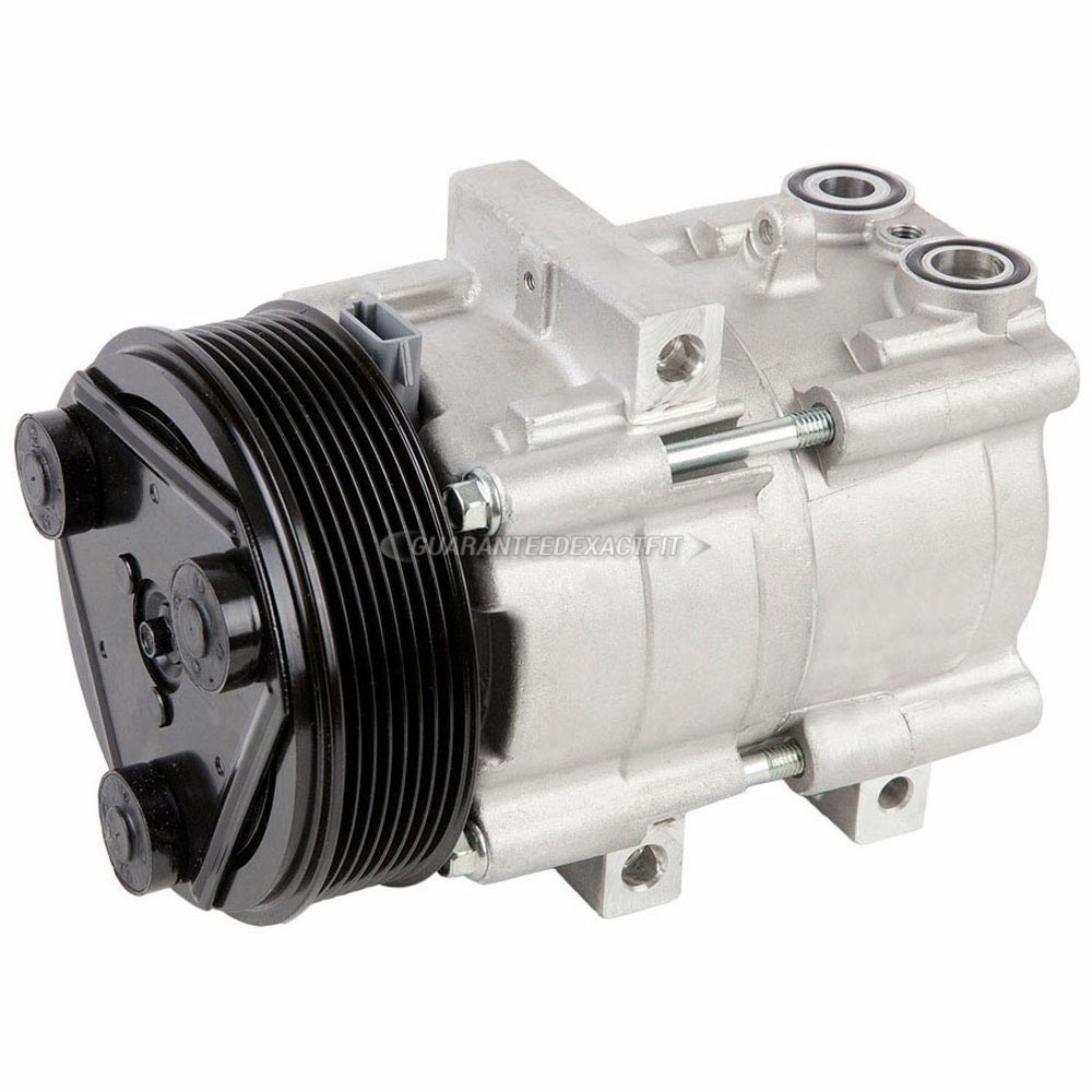 Lincoln Mark LT New OEM Compressor w Clutch