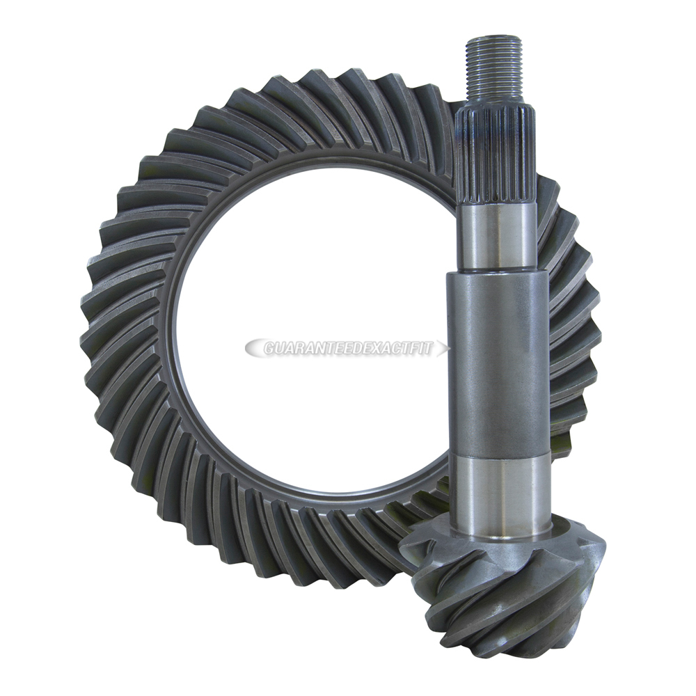 USA Standard Gear ZG D60R-456R-T Ring and Pinion Set