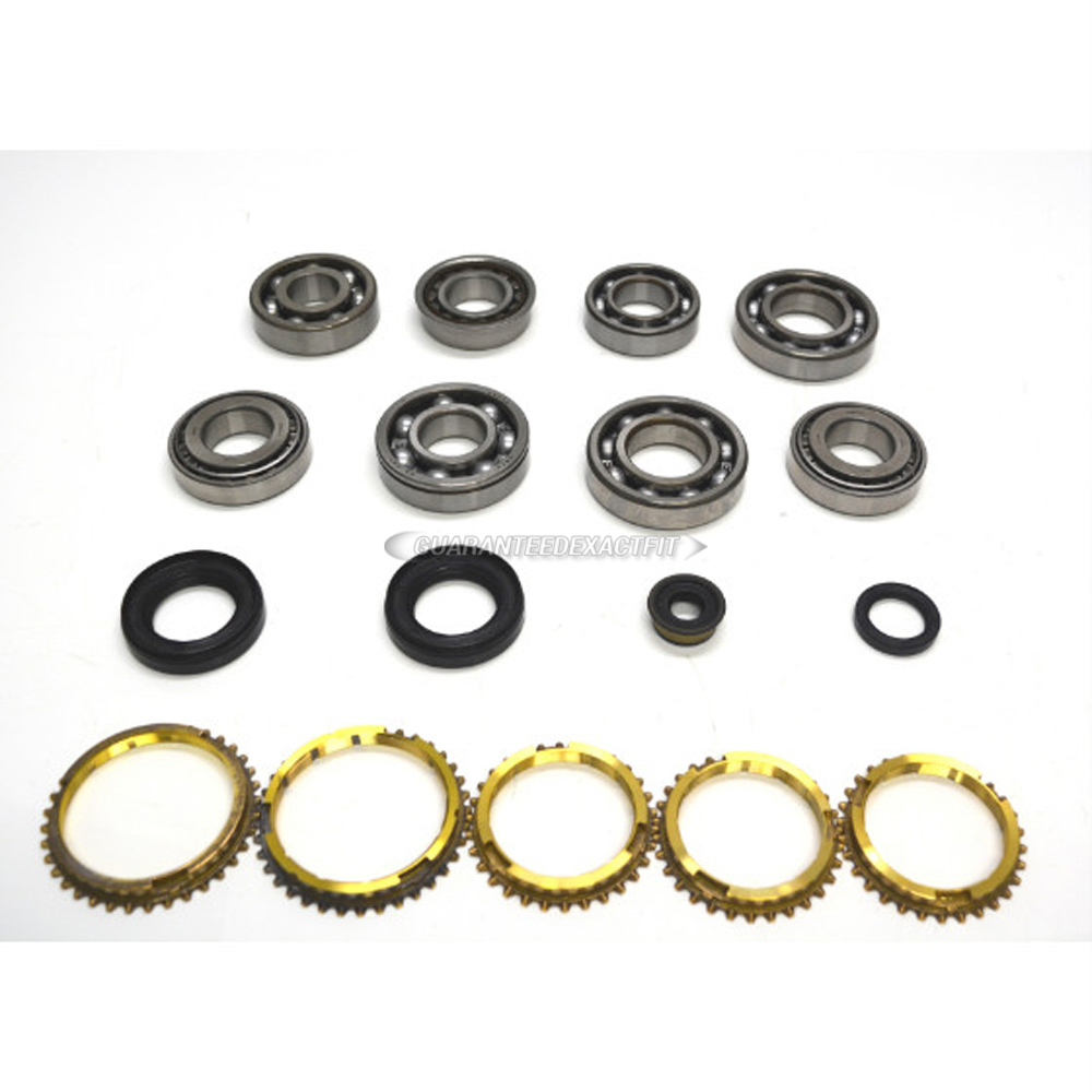 1989 Hyundai Excel Manual Transmission Bearing And Seal