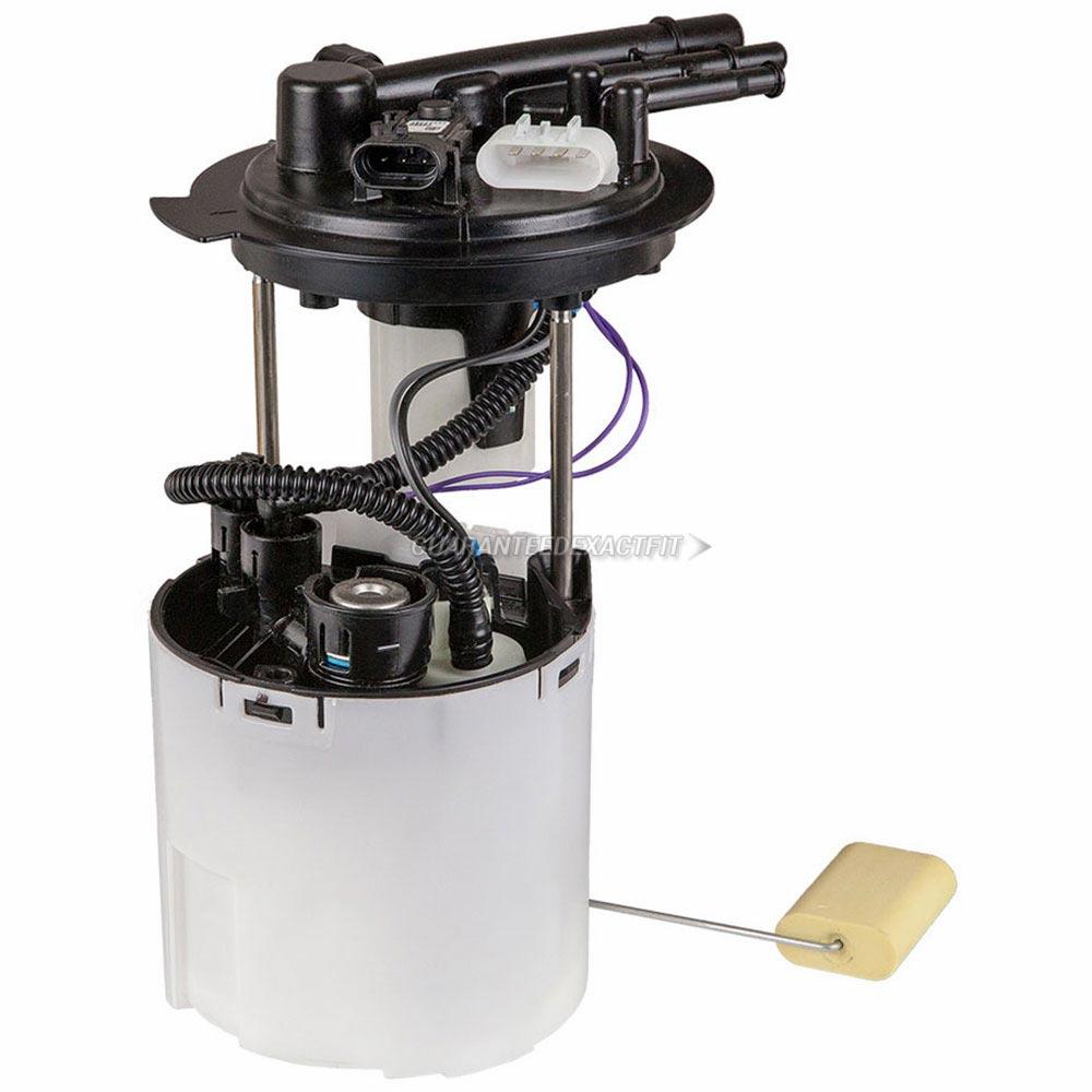 2007 Chevrolet Uplander Fuel Pump Assembly Flex Fuel Models With 113 0 Inch Wheel Base 36
