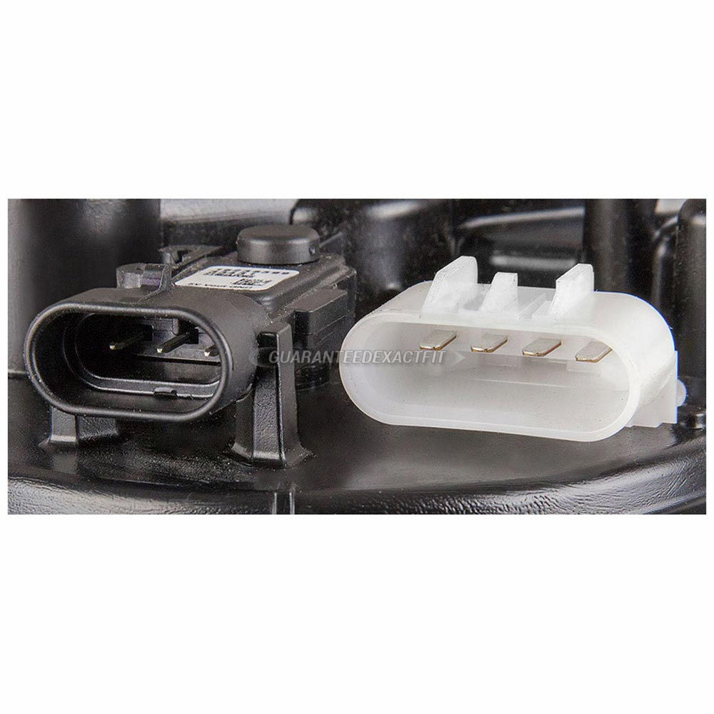 2008 Chevrolet Uplander Fuel Pump Assembly Flex Fuel Models With 113 0 Inch Wheel Base 36