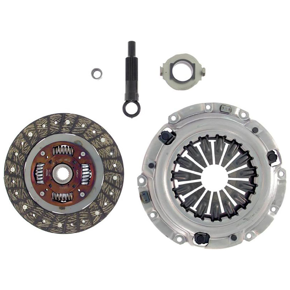 2006 Mercury Milan Clutch Kit