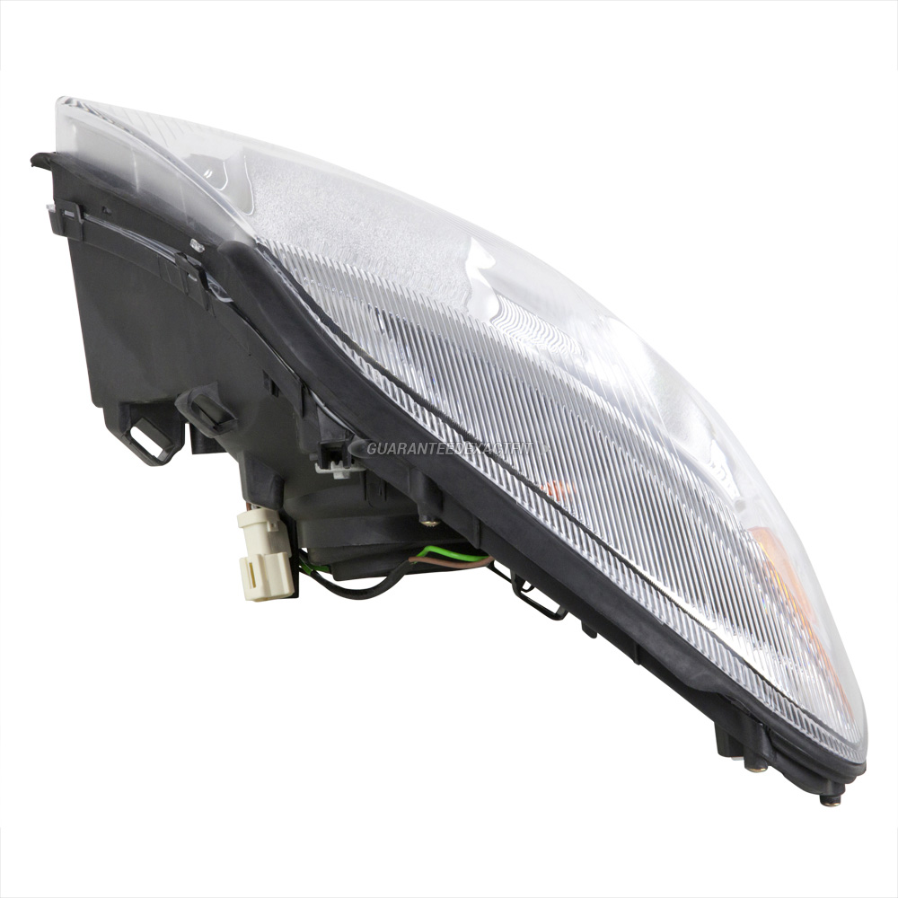 BuyAutoParts 16-00722AN Headlight Assembly