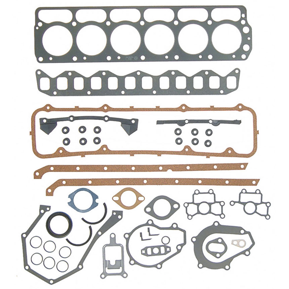 Chrysler Town and Country Engine Gasket Set - Full