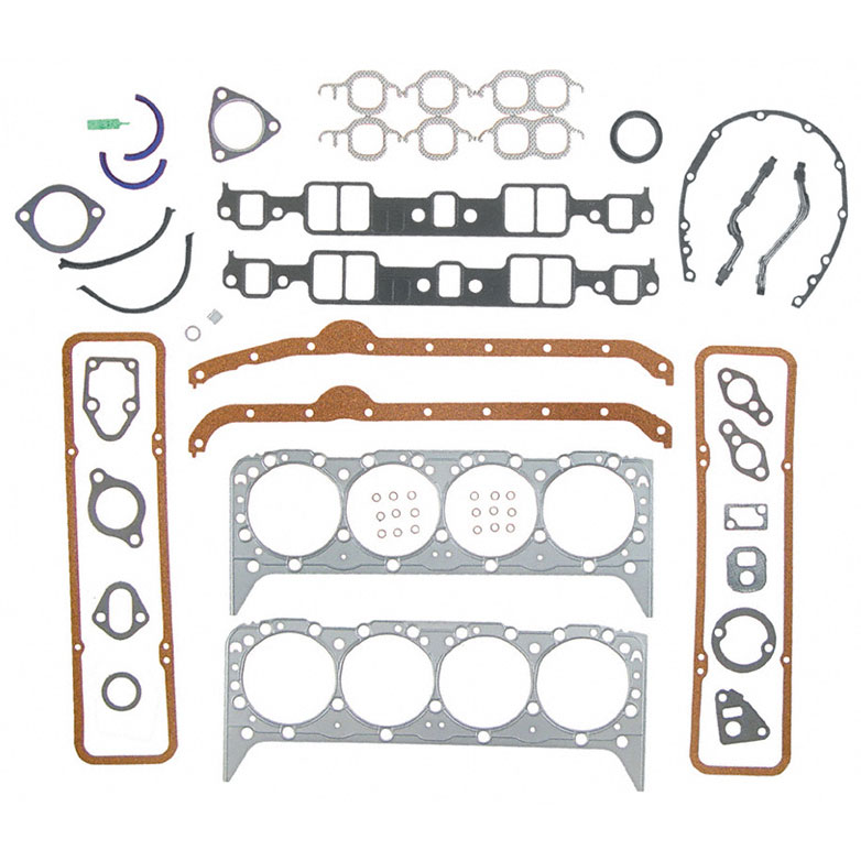 Chevrolet Delray Engine Gasket Set - Full