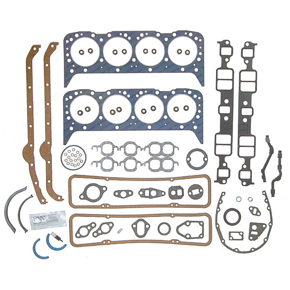 Oldsmobile Delta 88 Engine Gasket Set - Full