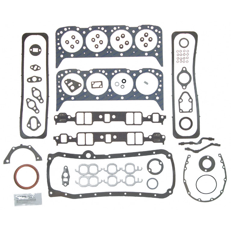 Buick Commercial Chassis Engine Gasket Set - Full