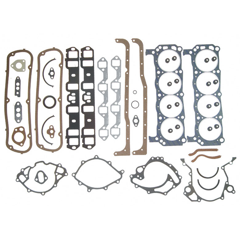 Lincoln Versailles Engine Gasket Set - Full