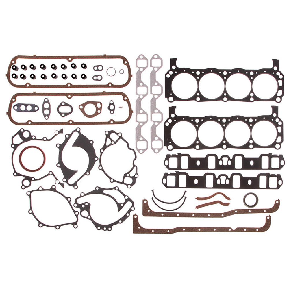 Lincoln Towncar Engine Gasket Set - Full