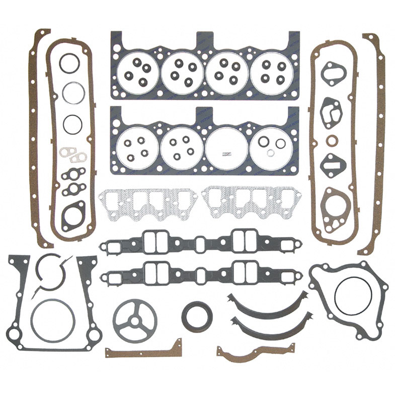 Dodge Coronet Engine Gasket Set - Full
