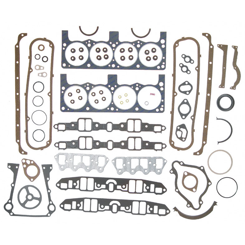 Dodge Challenger Engine Gasket Set - Full