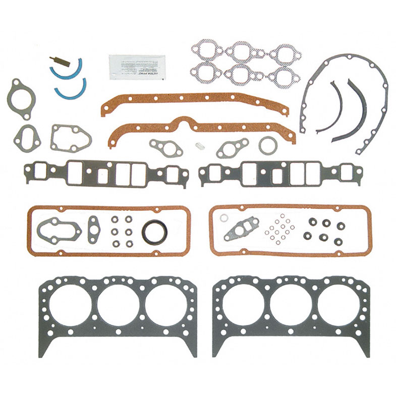 Checker Marathon Engine Gasket Set - Full