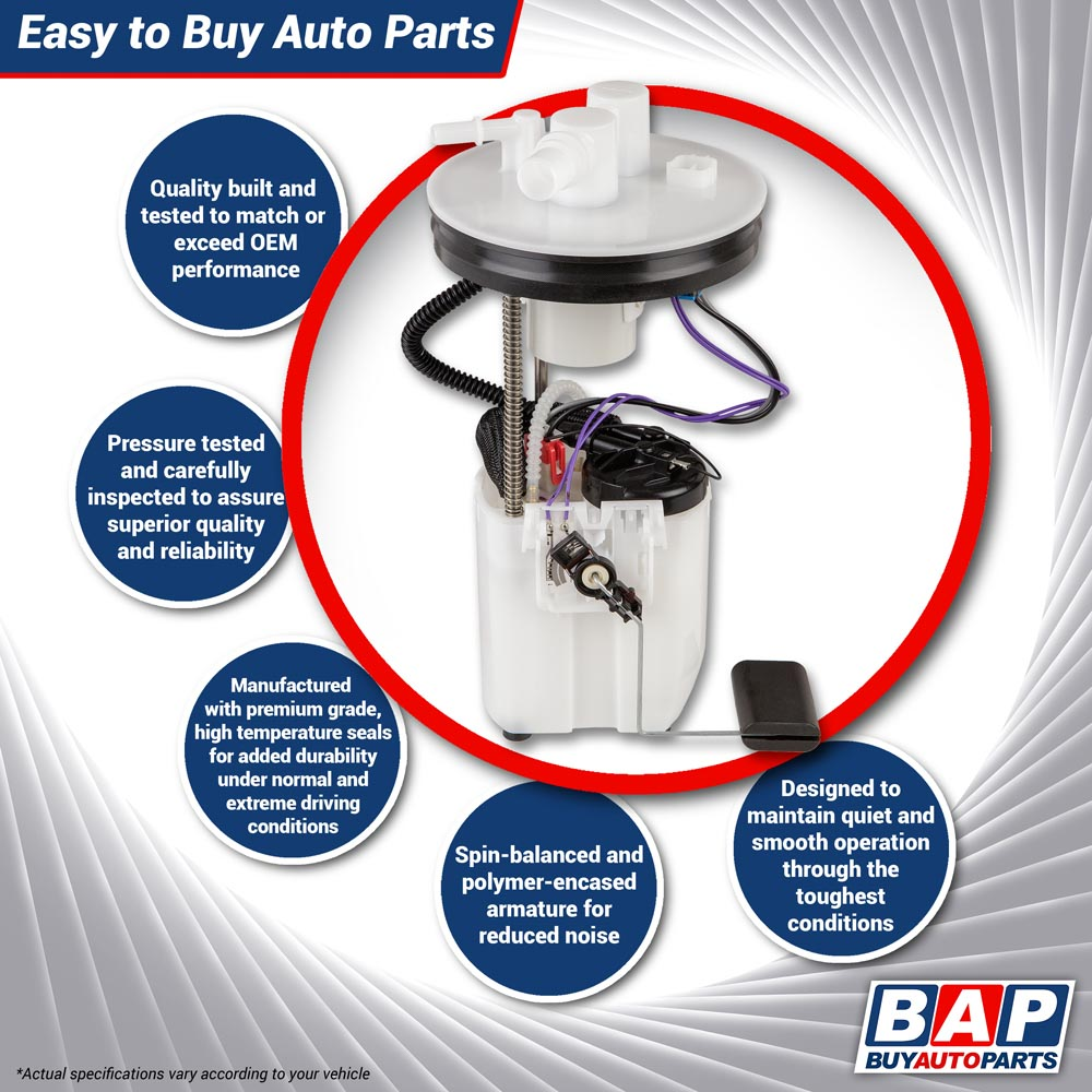 Easy to Buy Fuel Pump Assembly