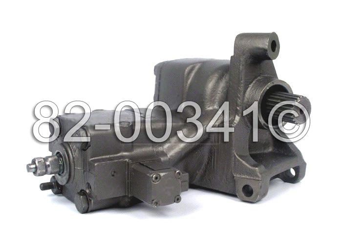 BMW 750iL Power Steering Gear Box