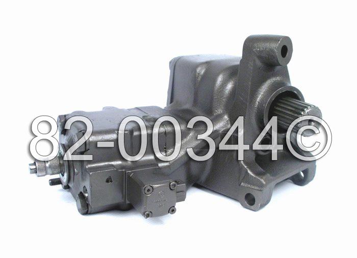 Power Steering Gear Box 82-00344 R