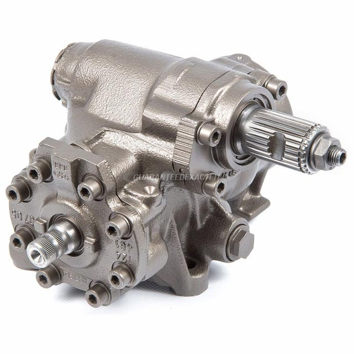 Mercedes Benz E500 Power Steering Gear Box