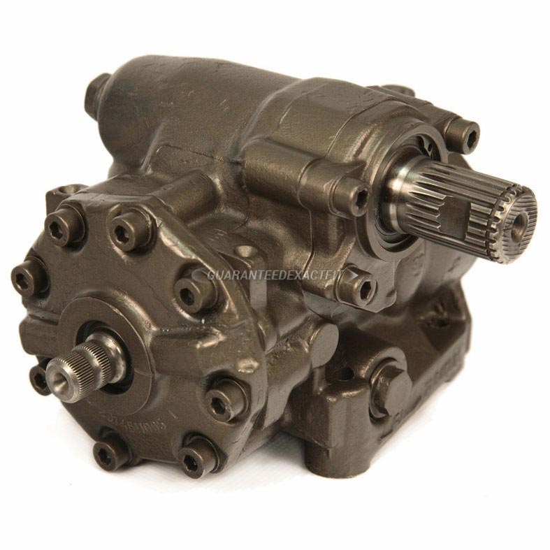 Mercedes_Benz 190E Power Steering Gear Box
