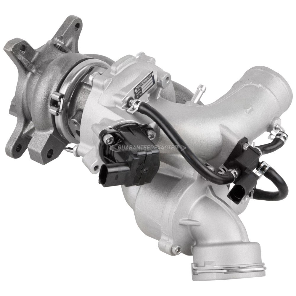 BuyAutoParts 40-30554AN Turbocharger
