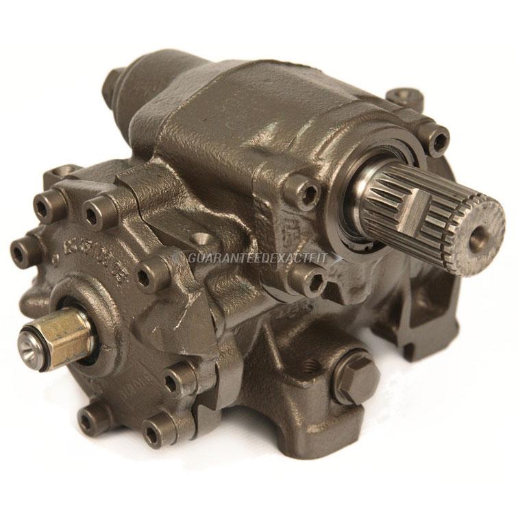Chrysler  Power Steering Gear Box