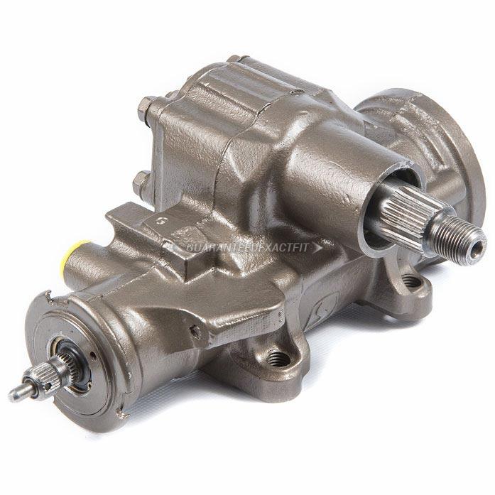 Dodge Durango Power Steering Gear Box Parts  View Online