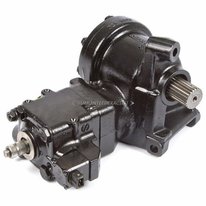 BMW 740 Power Steering Gear Box