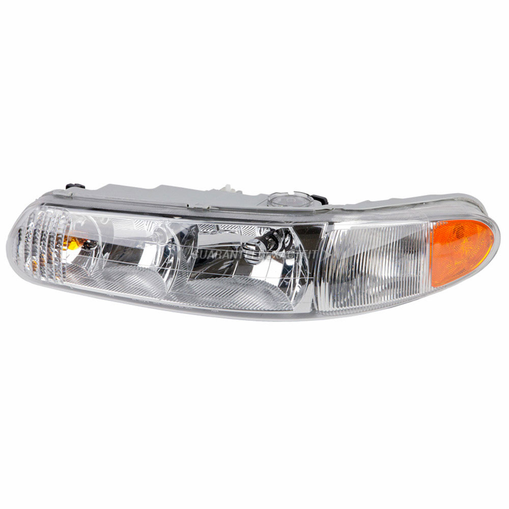 Buick Headlight Embly