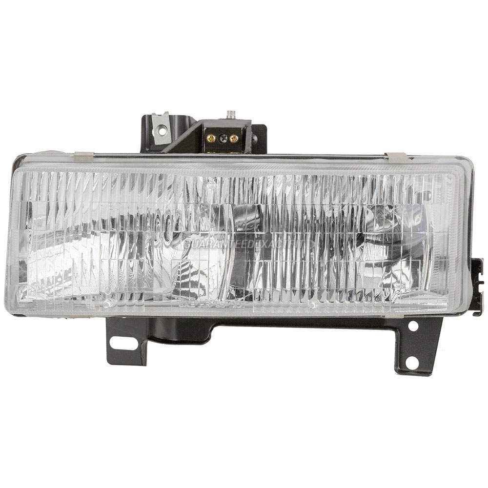 GMC Savana Van Headlight Assembly