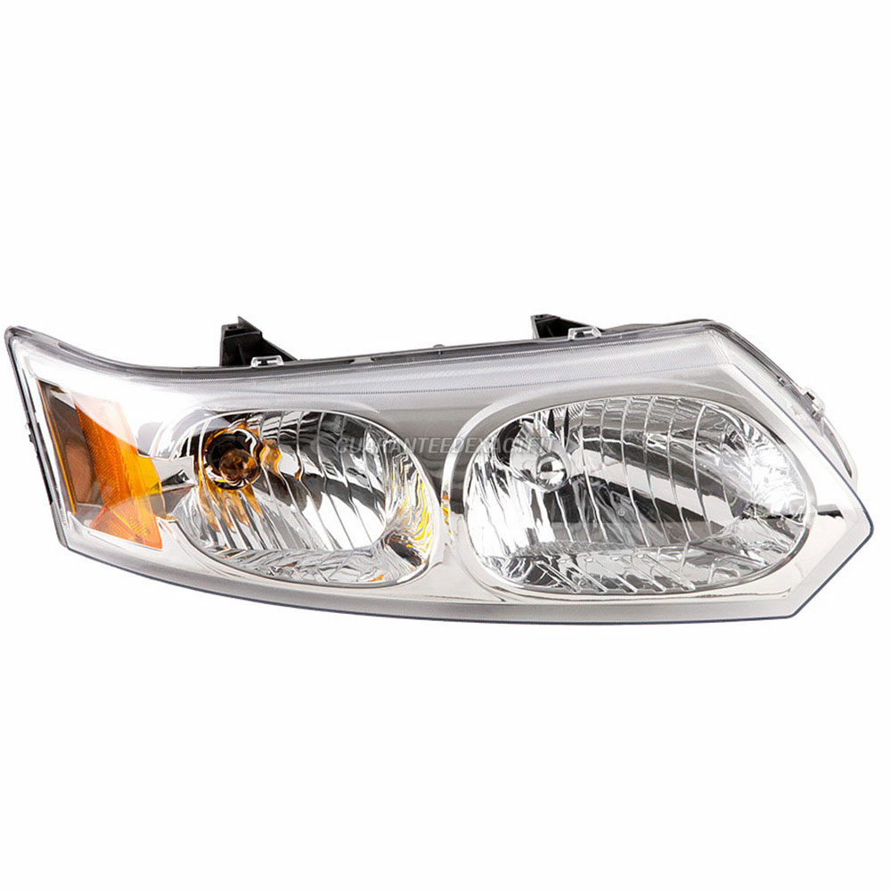 Saturn Ion Headlight Assembly